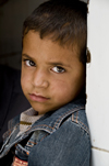 Sana'a / Sanaa, Yemen: portrait of young boy - photo by J.Pemberton