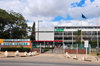 Lusaka, Zambia: Lusaka City Council - Civic Centre - Independence Avenue - photo by M.Torres